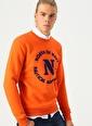 North Of Navy Sweatshirt Oranj